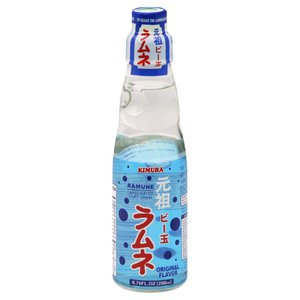 RAMUNE BOTTLE